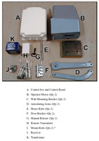 Included Parts