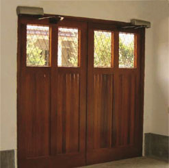 Carriage Doors and Openers